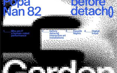 """A jovian storm"", instalație interactivă susținută de Conceptual Lab by Theo Nissim"